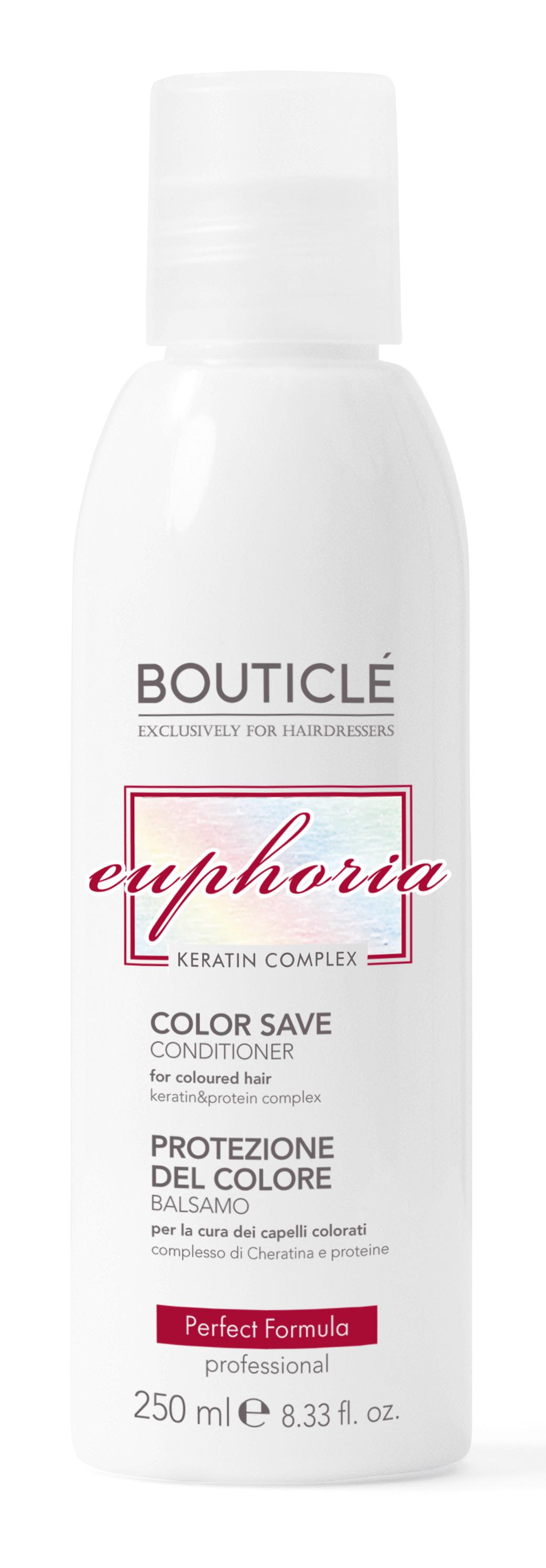 BOUTICLE Кондиционер с Keratin & Protein Complex для окрашенных волос / Color Save Conditioner 250 мл
