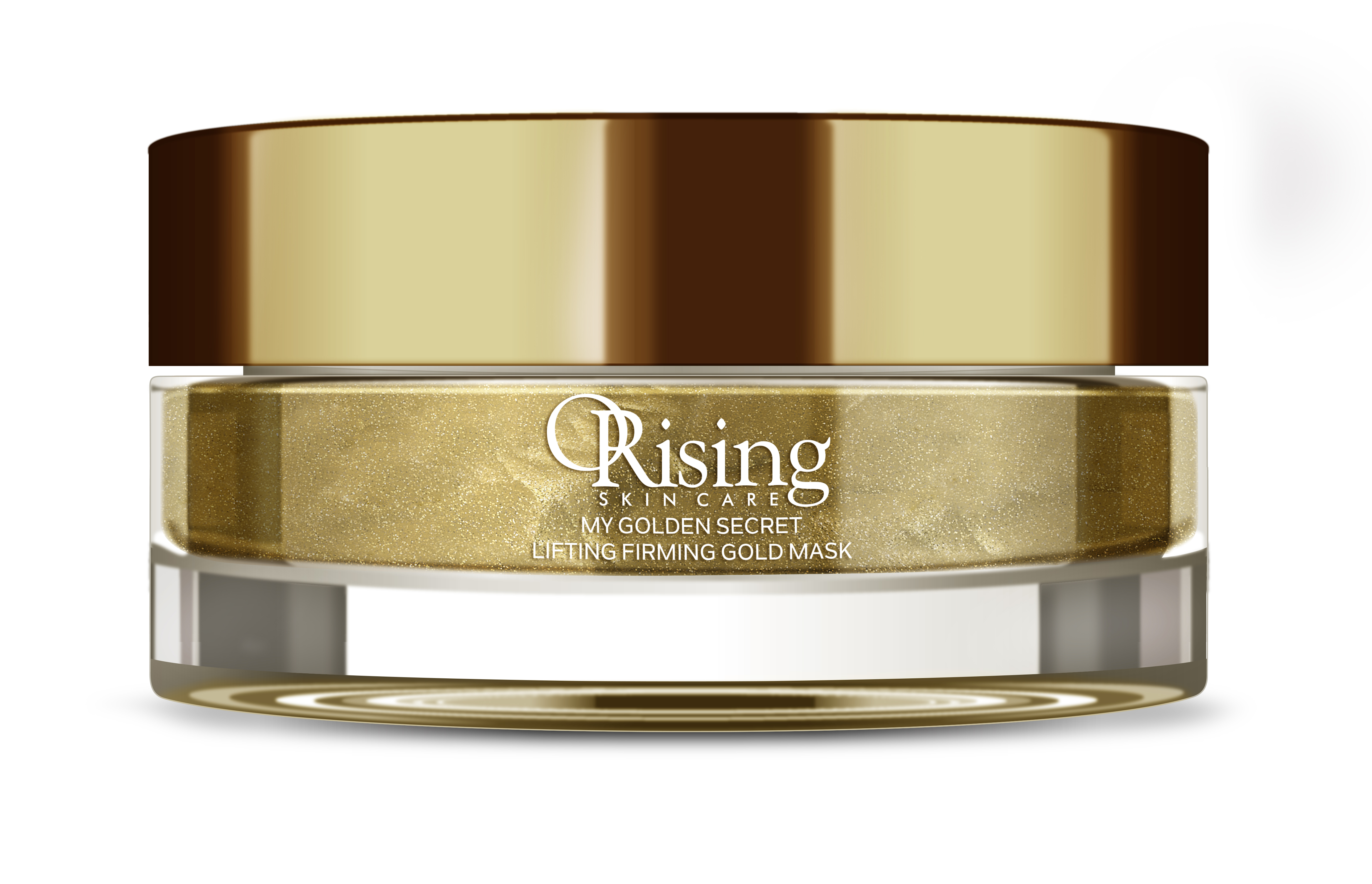 ORISING Маска укрепляющая для лица с эффектом лифтинга и частицами золота / Orising Skin Care 50 мл