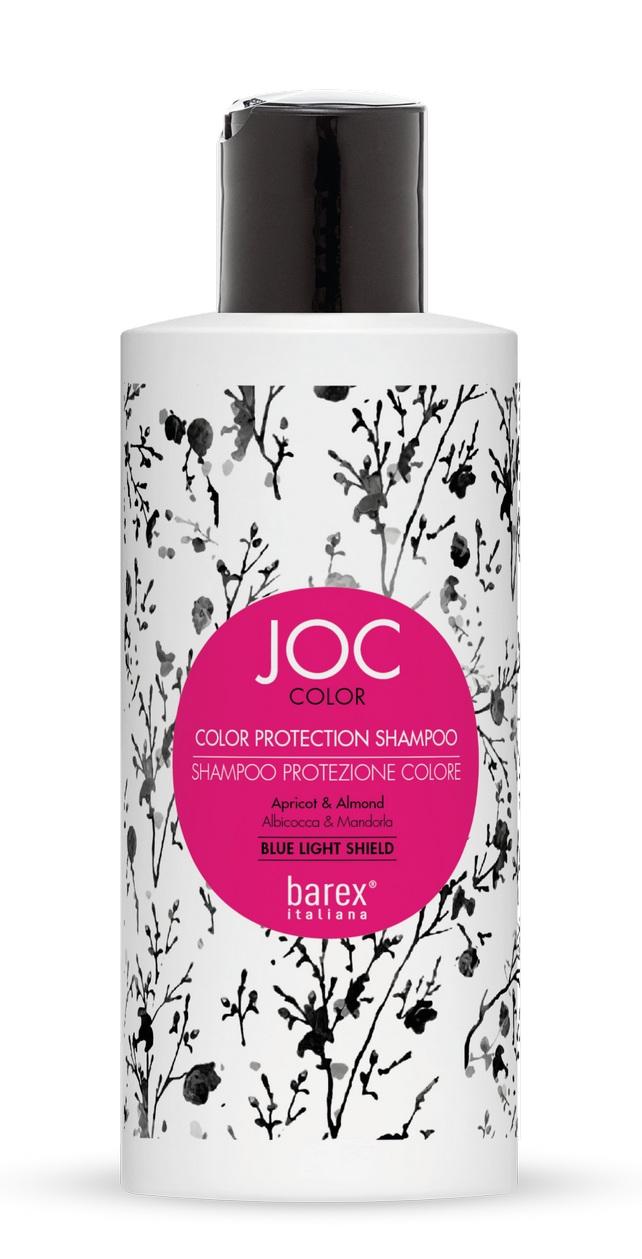 Купить BAREX Шампунь для волос Стойкость цвета, абрикос и миндаль / JOC COLOR 250 мл