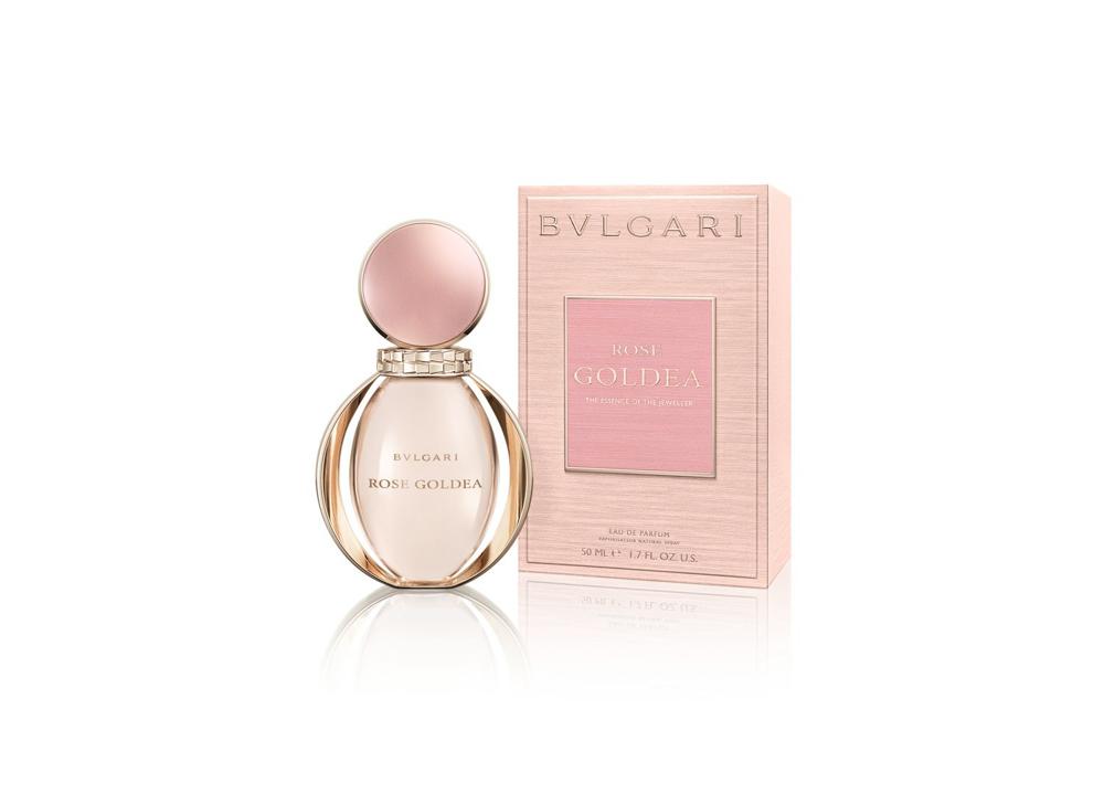 Купить BVLGARI Вода парфюмерная женская Bvlgari Rose Goldea 50 мл