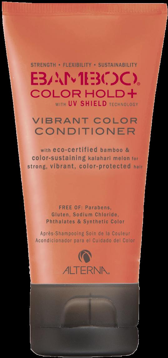 ALTERNA Кондиционер для ухода за цветом волос / Color Hold+ Vibrant Color Conditioner BAMBOO 40 мл