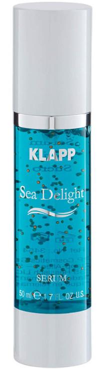 Купить KLAPP Сыворотка витализирующая для лица / SEA DELIGHT 50 мл