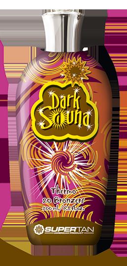 SUPER TAN Ускоритель загара с термоэффектом / Dark Sauna Bronzer 200 мл -  Лосьоны