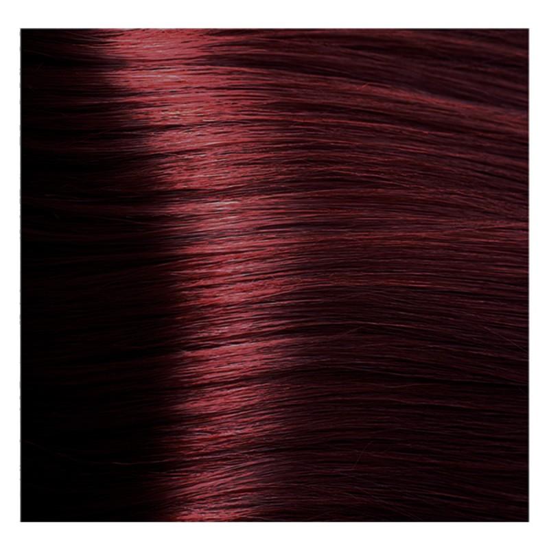 KAPOUS 5.6 крем-краска для волос / Hyaluronic acid 100мл