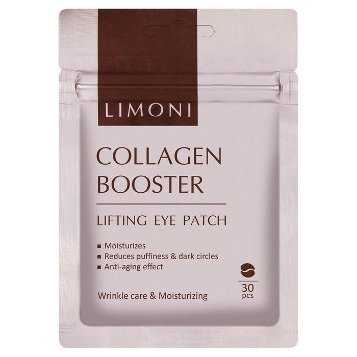 Купить LIMONI Патчи для век укрепляющие с коллагеном / Collagen Booster Lifting Eye Patch 30 шт