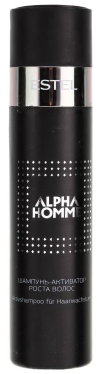 ESTEL PROFESSIONAL Шампунь активизирующий рост волос / OTIUM Homme 250мл estel otium twist крем шампунь для вьющихся волос 250 мл