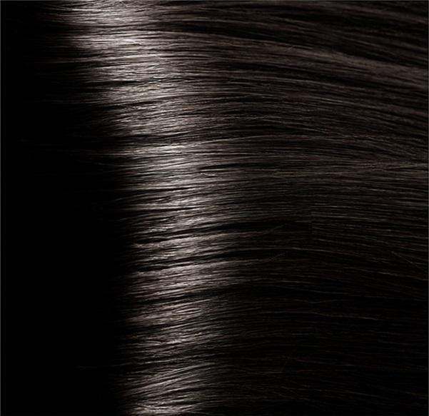 Купить HAIR COMPANY 6.1 крем-краска, темно-русый пепельный / INIMITABLE COLOR Coloring Cream 100 мл