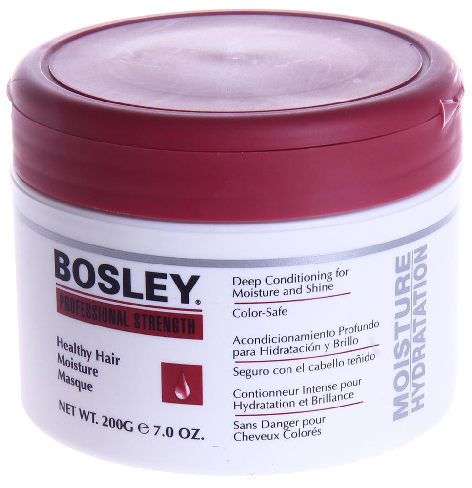 BOSLEY Маска оздоравливающая увлажняющая 200 мл