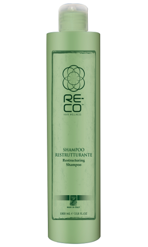 GREEN LIGHT Шампунь восстанавливающий / Shampoo Restructuring 1000мл