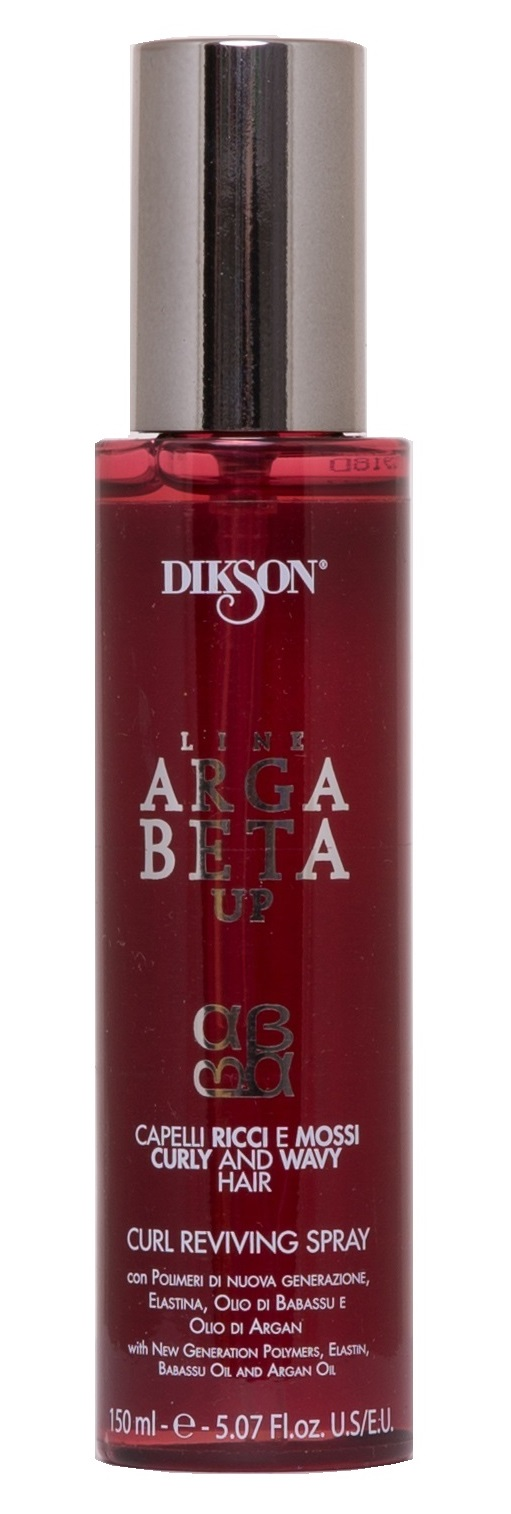 цены DIKSON Спрей для вьющихся волос / ARGABETA UP Spray for curly and wavy hair 150 мл