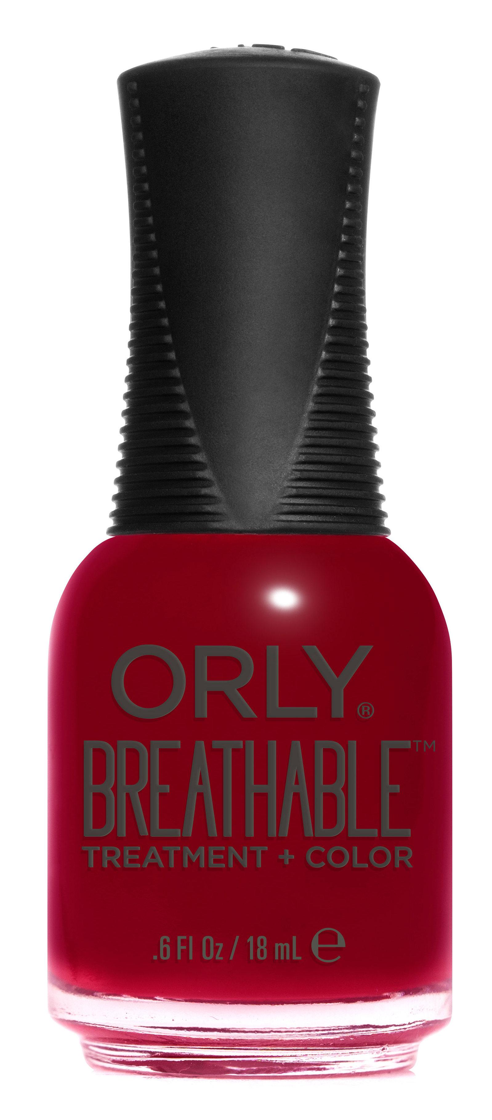 ORLY Лак для ногтей 963 NAMASTE HEALTHY / BREATHABLE 18 мл фен elchim 3900 healthy ionic red 03073 07