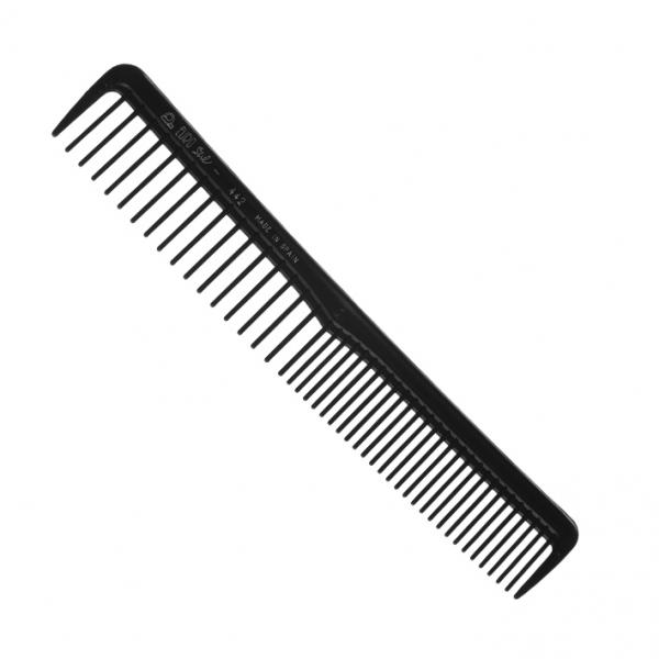 EUROSTIL Расческа ES комб. 00442Расчески<br>Комбинированная расчёска сделана из пластика, используется при стрижке. Длинна: 17,5 см.<br>