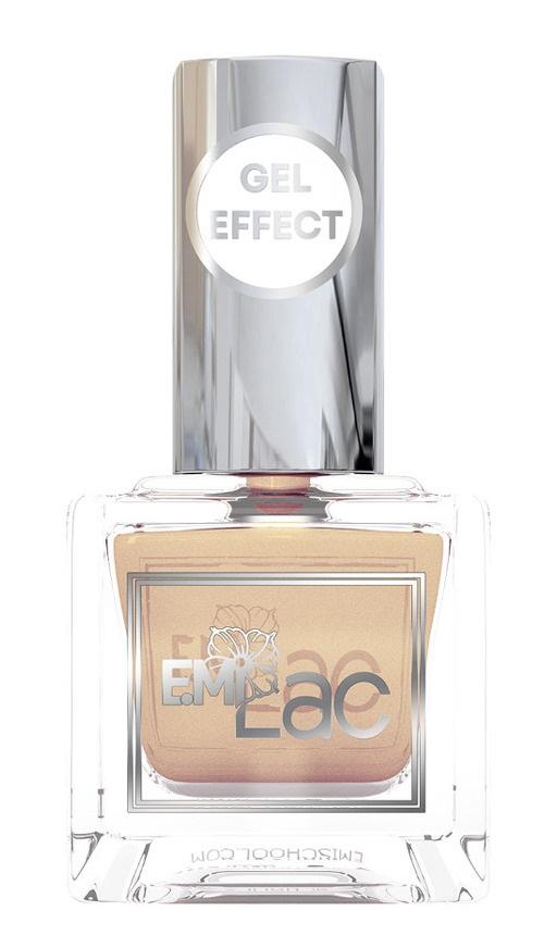 Купить E.MI 111 лак ультрастойкий для ногтей, Буффало / Gel Effect 9 мл, Оранжевые