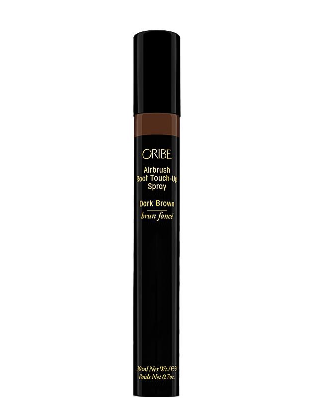 Купить ORIBE Спрей-корректор цвета для корней волос, шатен / Airbrush Root Touch Up Spray, dark brown 30 мл