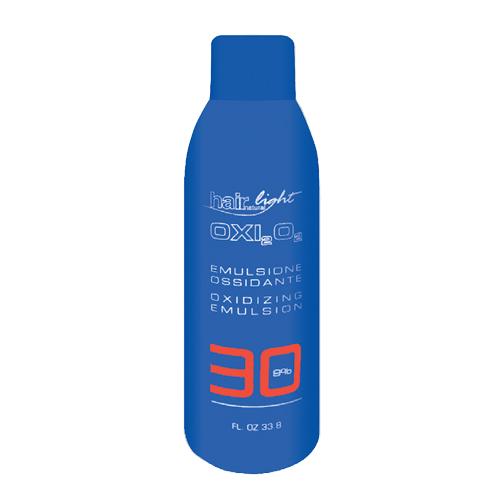 HAIR COMPANY Эмульсия окисляющая 9% / Emulsione Ossidante HAIR LIGHT 1000млОкислители<br>Окисляющая эмульсия разработана специально для красителя Hair Light Crema Colorante и осветляющего порошка Hair Light Polvere Decolorante. Содержит активные ухаживающие компоненты, максимально защищающие во время процесса окрашивания и осветления волос. Гарантирует получение однородных, легконаносимых смесей. Выпускается в пяти концентрациях : 1,5% - тон в тон или темнее; 3% - окрашивание тон в тон или темнее; 6% - осветление на один тон, тон в тон, для 100% покрытия седины; 9% - осветление на 2-3 тона, идеален для светлых и супер светлых тонов; 12% - осветление на 3-4 тона, идеален для светлых и супер светлых тонов.<br><br>Объем: 1000<br>Содержание кислоты: 9%<br>Вид средства для волос: Осветляющая