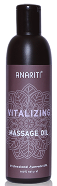 ANARITI ����� ��������� ������������ / Vitalizing massage oil 250��