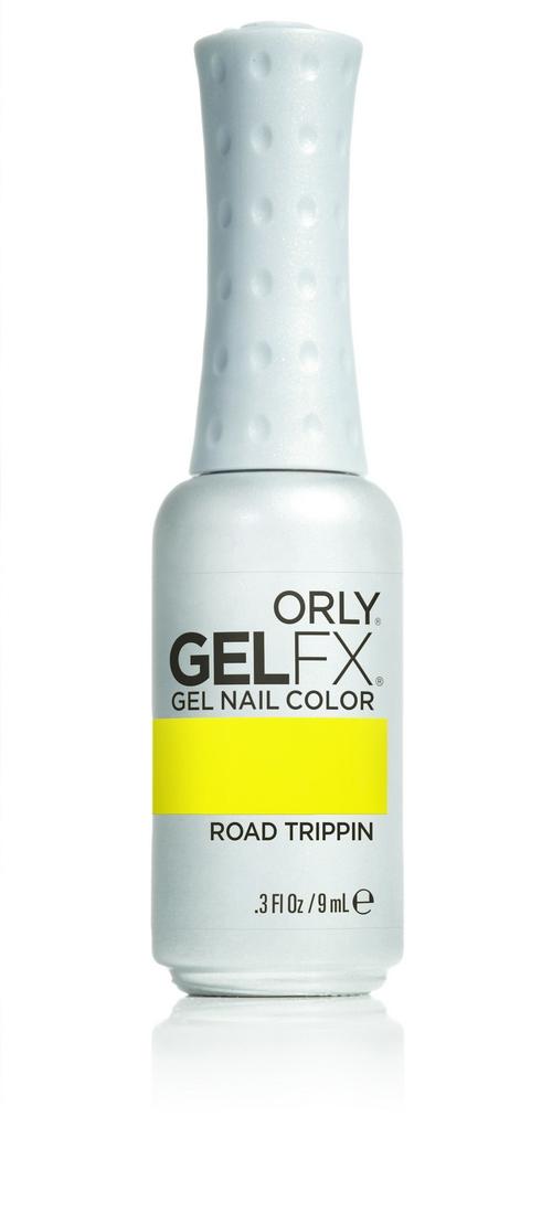 ORLY Гель-лак 872 Road Trippin / GEL FX 9мл orly гель лак 31 rockin' amber flakie gel fx 9мл