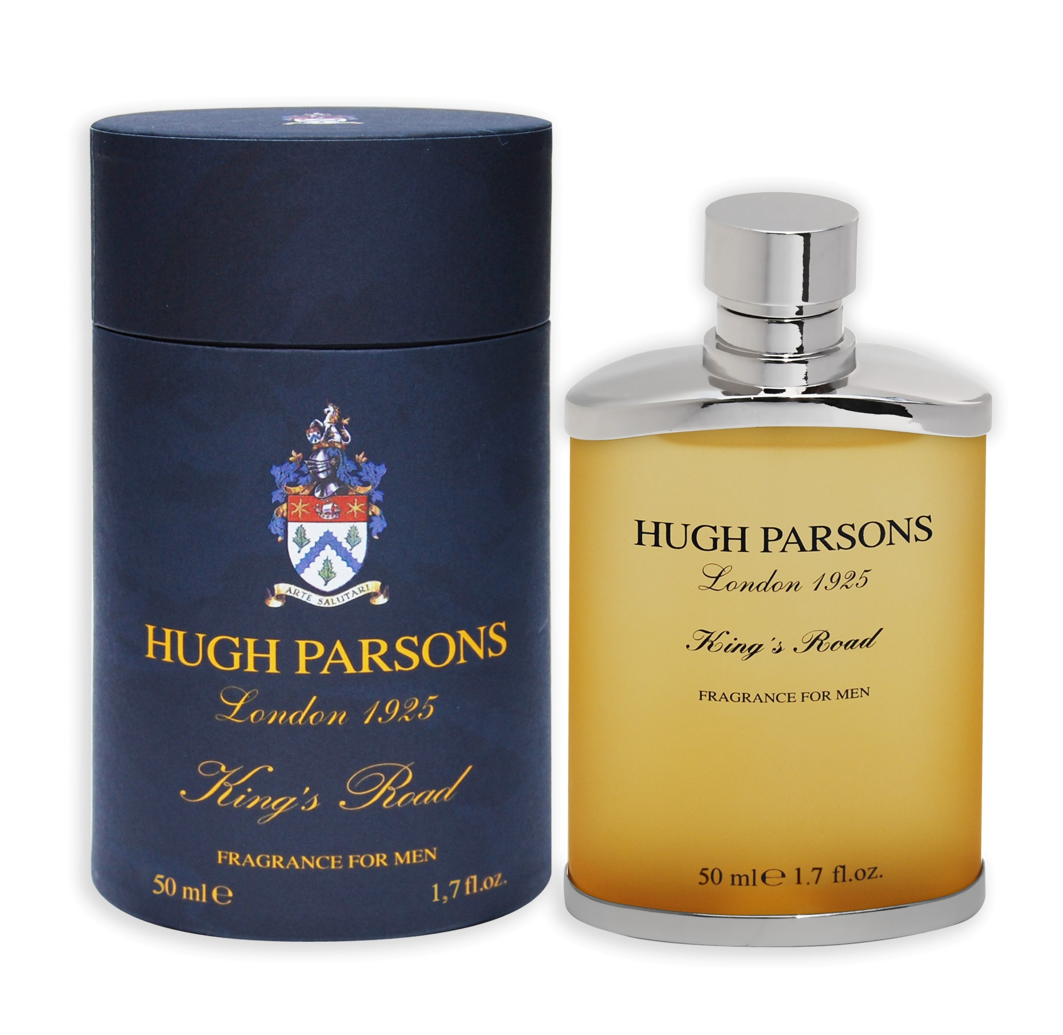 "HUGH PARSONS Вода парфюмерная ""Old England King's Road"" / HUGH PARSONS 50мл"