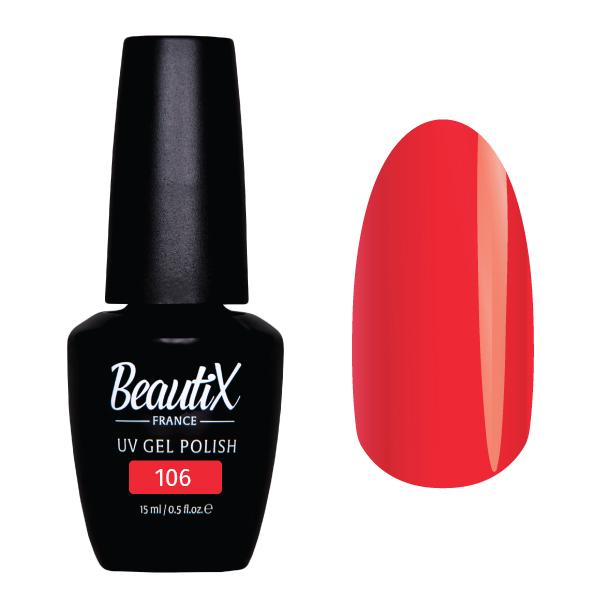 BEAUTIX 106 гель-лак для ногтей 15 мл