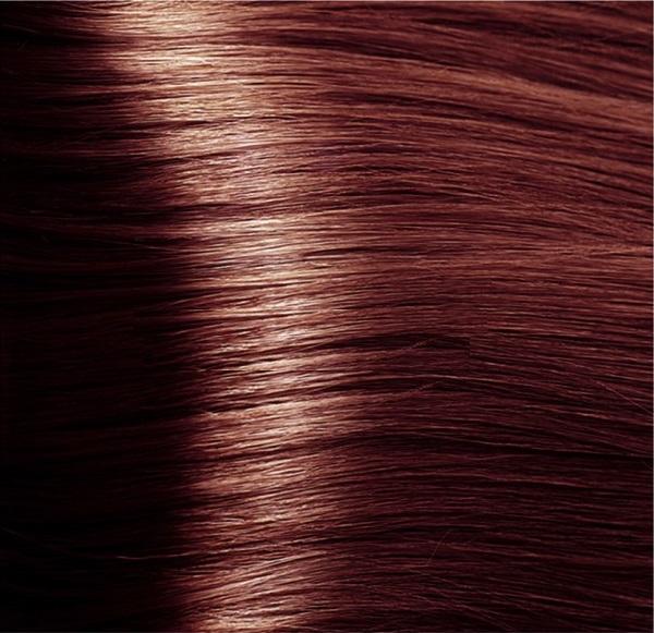 HAIR COMPANY 7.41 крем-краска, русый медный матовый / INIMITABLE COLOR Coloring Cream 100 мл