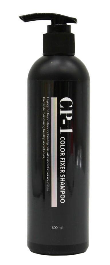 Купить ESTHETIC HOUSE Шампунь для волос Защита цвета / CP-1 COLOR FIXER SHAMPOO 300 мл