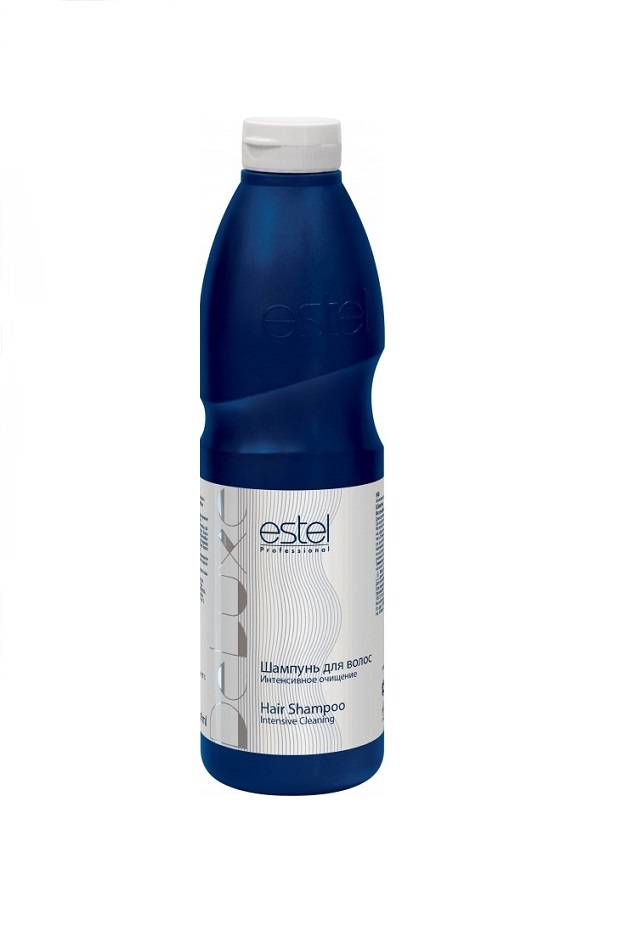 ESTEL PROFESSIONAL Шампунь Интенсивное очищение / De Luxe 1000 мл estel шампунь de luxe стабилизатор цвета для волос 1000 мл
