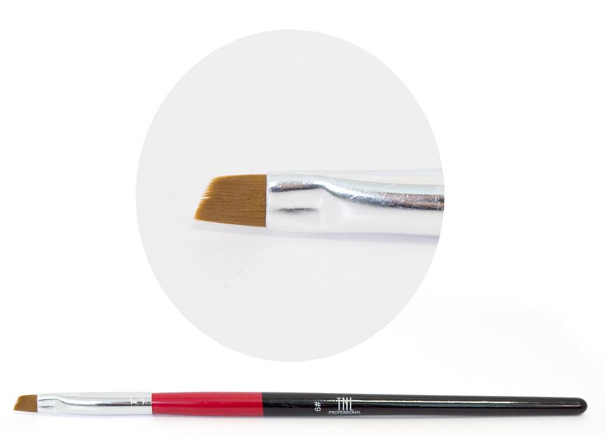 Купить TNL PROFESSIONAL Кисть скошенная для китайской росписи № 6