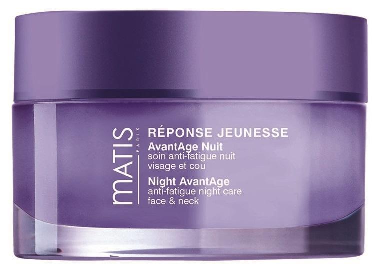 Купить MATIS Крем ночной предотвращающий старение кожи 50 мл