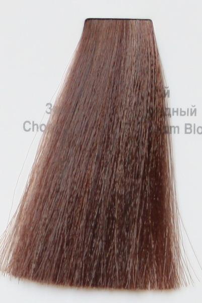 Купить SHOT 7.37 краска с коллагеном для волос, средне-русый золотисто шоколадный / DNA COLOR 100 мл