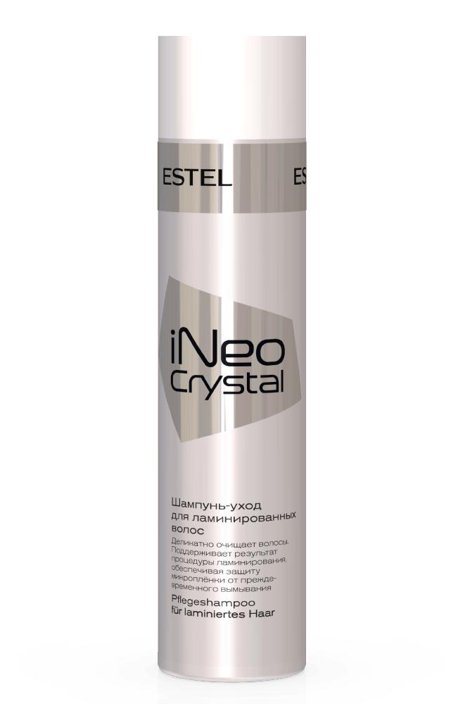 Купить ESTEL PROFESSIONAL Шампунь-уход для ламинированных волос / iNeo-Crystal 250 мл