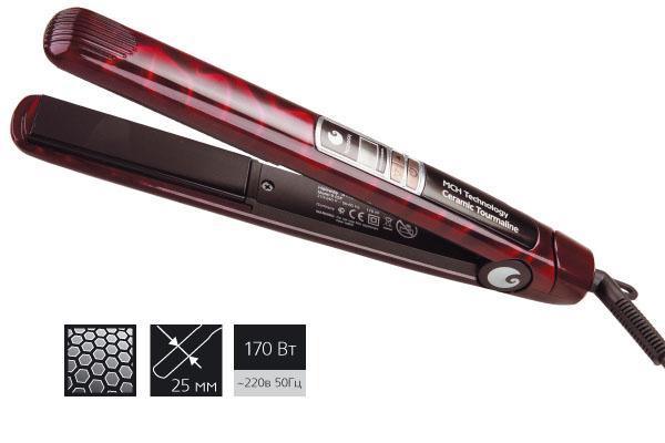 HAIRWAY ����� 3D Deep Red MCH Technology Ceramic Tourmaline 170W~