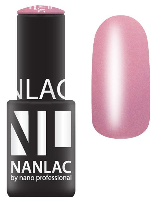 NANO PROFESSIONAL 1048 гель-лак для ногтей, сатин и шелк / NANLAC 6 мл