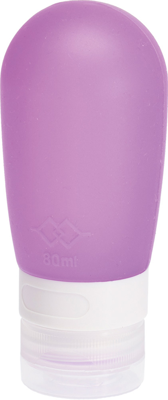 Купить DEWAL BEAUTY Баночка дорожная для путешествий, фиолетовая 80 мл