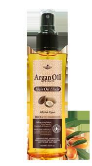 MADIS Масло-эликсир с маслом арганы для волос / ArganOil 150 мл