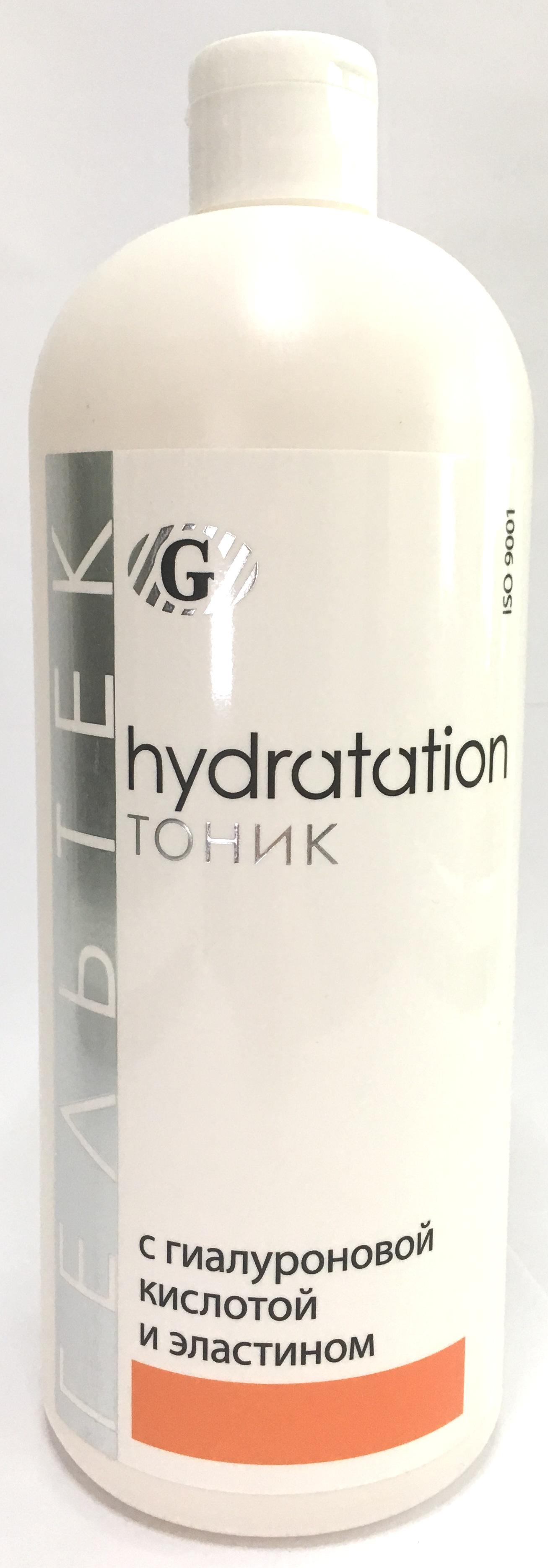 ГЕЛЬТЕК Тоник с гиалуроновой кислотой и эластином / Hydratation 1000 г