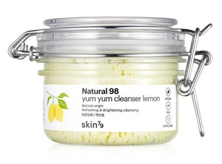 SKIN79 Средство для снятия макияжа / Natural 98 Yum Yum Сleanser Lemon 100 г