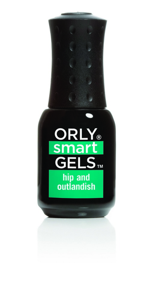 ORLY Гель-лак 870 HIP AND OUTLANDISH / SMARTGELS 5,3мл хондроитин 5% 30г гель