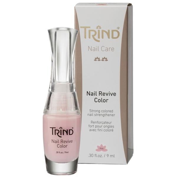 TRIND Укрепитель для ногтей розовый, без формальдегида / Nail Revive Pink (Color 7) 9 мл -  Лечебные средства
