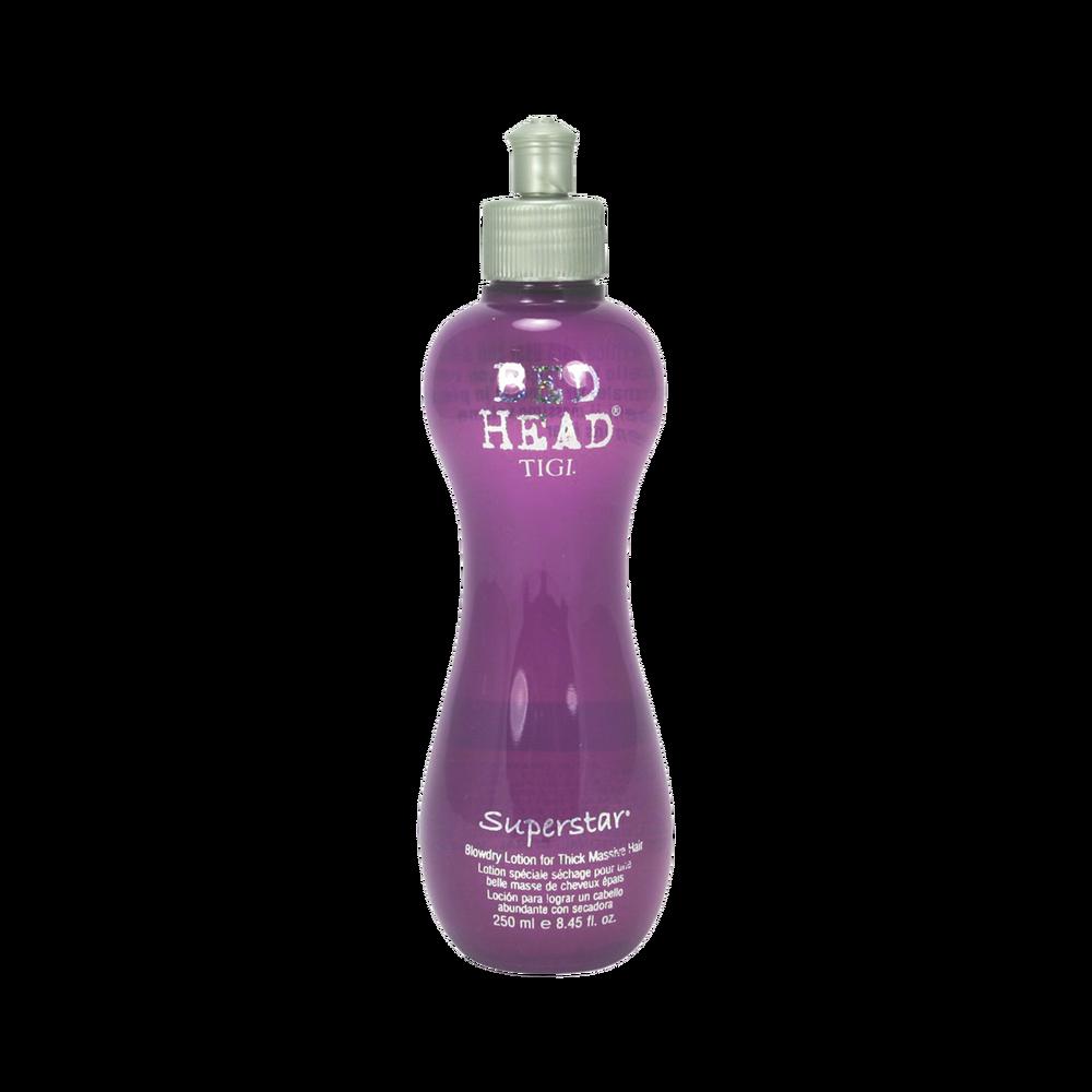 TIGI Лосьон термоактивный для придания объема волосам / BED HEAD SUPERSTAR 250 мл - Лосьоны
