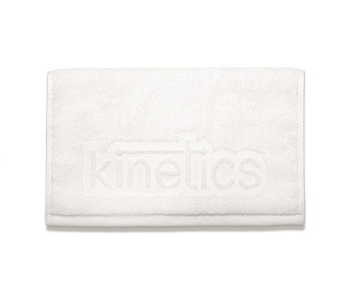 KINETICS Полотенце х/б, белое 340 х 750 мм / PRO SPA PEDICURE