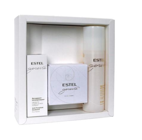 ESTEL HAUTE COUTURE Коллекция парфюмерная / GENEVIE FEMME - Наборы