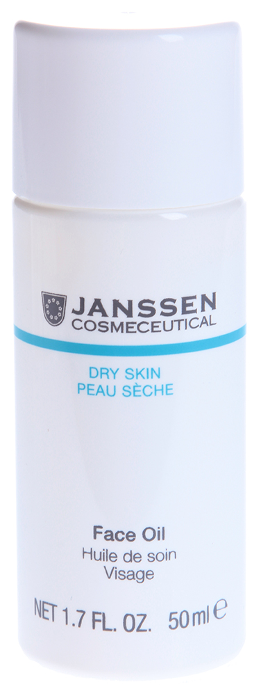 JANSSEN ����� ��� �������������� �������������� ������� ���� / Face Oil DRY SKIN 50��