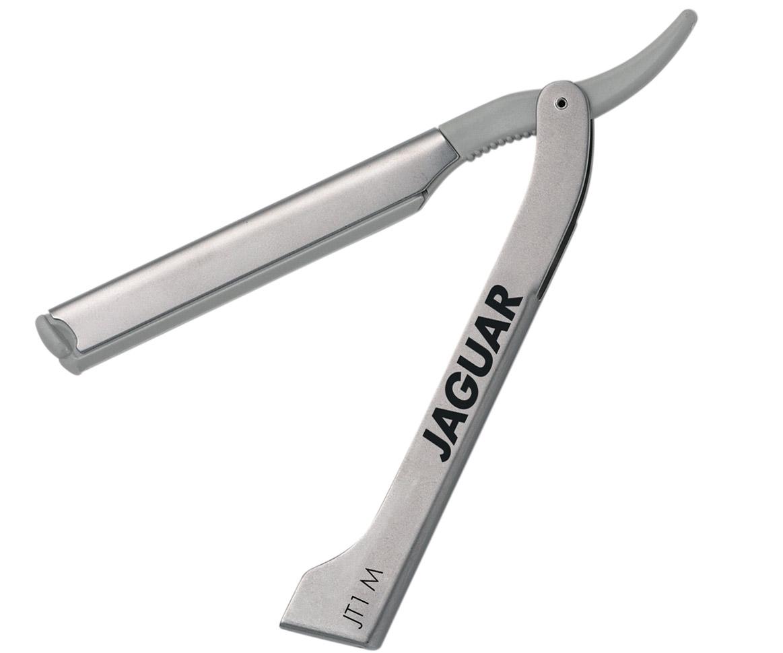 JAGUAR Бритва JT1M c лезвием 62 ммБритвы<br>Используется для филировки и подбривания волос. Материал: изготовлена из пластика, металла.<br>