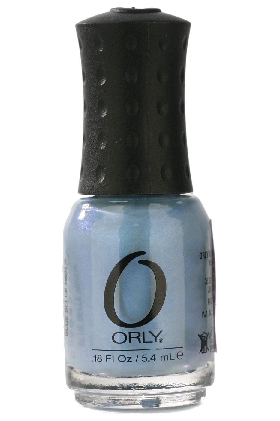 ORLY Лак для ногтей 652 Blue Belle / ORLY 3,5 мл