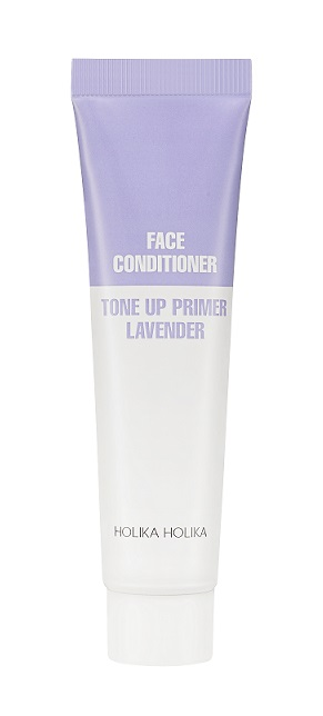 HOLIKA HOLIKA Праймер для лица лавандовый Фейс Кондишенер / Face Conditioner Toneup Primer Lavander, 35 мл