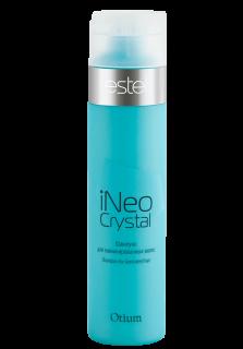 ESTEL PROFESSIONAL Шампунь для биоламинированных волос / OTIUM Ineo-Crystal 200 млШампуни<br>Шампунь OTIUM iNeo-Crystal мягко и деликатно ухаживает за ламинированными волосами, обеспечивает защиту и укрепление микропленки от преждевременного вымывания, продлевает и сохраняет результат ламинирования, способствует более длительному сохранению цвета окрашенных волос, придает волосам эластичность, гладкость и блеск&amp;nbsp; Способ применения: нанесите на влажные волосы, вспеньте, смойте. Рекомендуется использовать 1-2 раза в неделю. В остальные дни можно использовать обычный уход за волосами.<br>