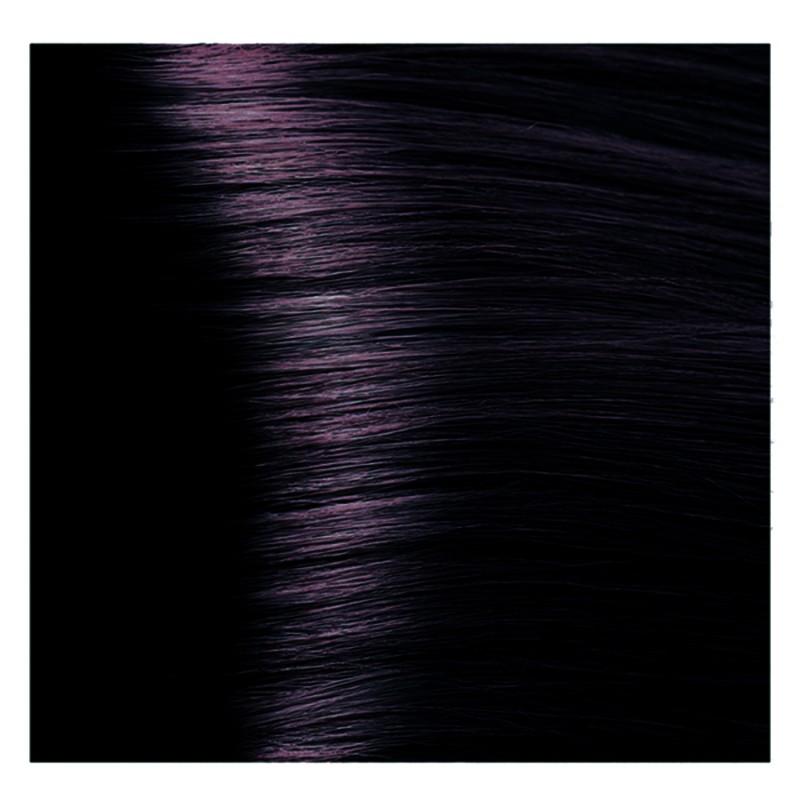 KAPOUS 1.2 крем-краска для волос / Hyaluronic acid 100мл краска для волос kapous professional hyaluronic acid hair color серебро