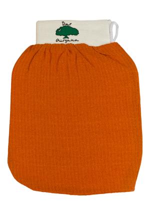 ARGANOIL Рукавица для гоммажа КессаРукавицы <br>Рукавица `Кесса` используется в традиционной процедуре марокканского хаммама в качестве гомажа (пилинга). Благодаря уникальной текстуре рукавица способствуют скатыванию отмершего эпителия, удалению загрязнений и улучшению микроциркуляции кожи. Также подходит для использования в бане и ванной.<br>
