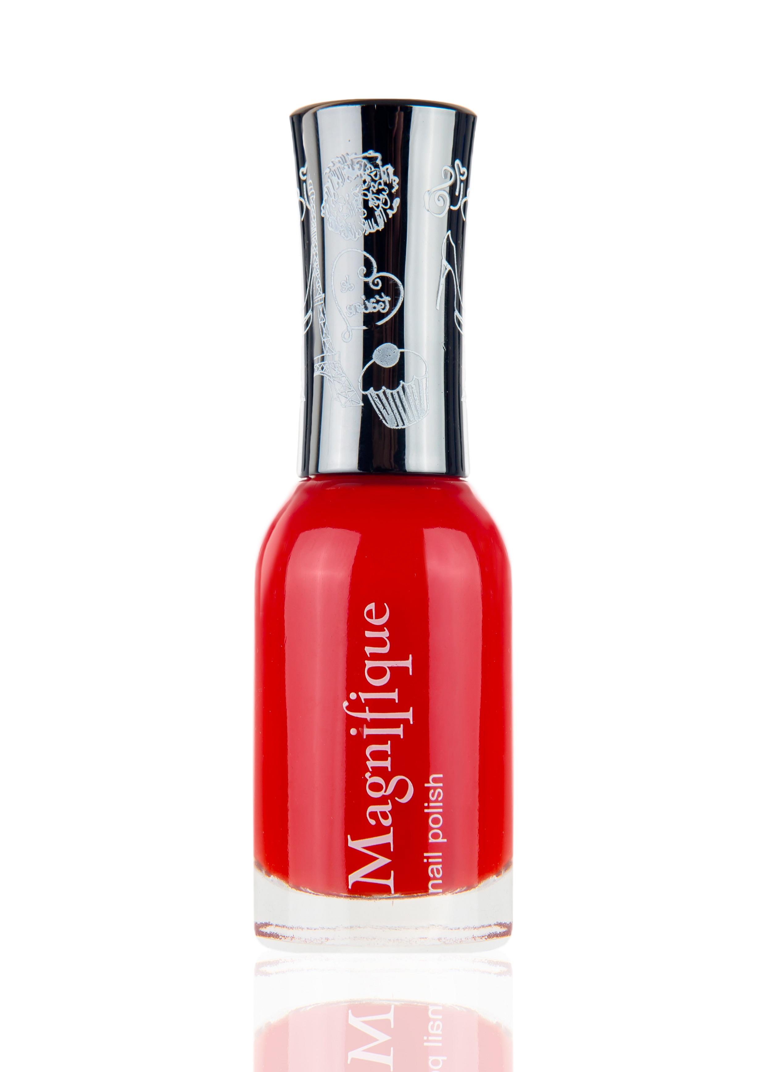 Купить AURELIA 122 лак для ногтей / Magnifique GEL effect 13 мл, Красные