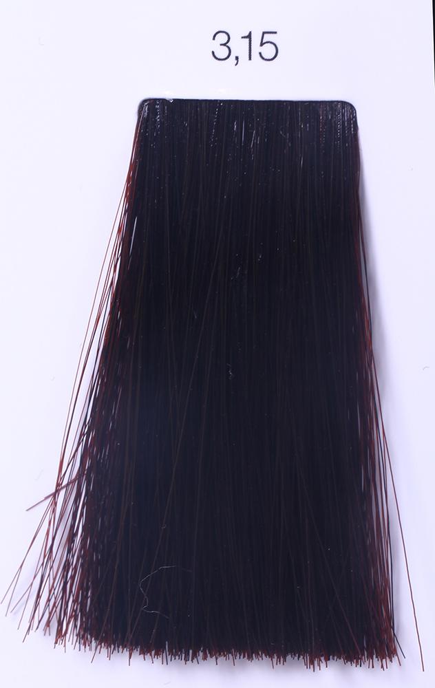 LOREAL PROFESSIONNEL 3.15 краска для волос / ИНОА ODS2 60грКраски<br>INOA - первый краситель, позволяющий достичь желаемых результатов окрашивания, окрашивать тон в тон, осветлять волосы на 3 тона, идеально закрашивает седину и при этом не повреждает структуру волос, поскольку не содержит аммиака. Получить стойкие, насыщенные цвета позволяет инновационная технология Oil Delivery System (ODS) система доставки красителя при помощи масла. Благодаря удивительному действию системы ODS при нанесении, смесь, обволакивая волос, как льющееся масло, проникает внутрь ткани волос, чтобы создать безупречный цвет. Уникальность системы ODS состоит также в ее умении обогащать структуру волоса активными защитными элементами, который предотвращает повреждения и потерю цвета.  После использования красителя окислением без аммиака Inoa 4.20 от LOreal Professionnel волосы приобретают однородный насыщенный цвет, выглядят идеально гладкими, блестящими и шелковистыми, как будто Вы сделали окрашивание и ламинирование за одну процедуру.  Способ применения: Приготовьте смесь из красителя Inoa ODS 2 и Оксидента Inoa ODS 2 в пропорции 1:1. Нанесите смесь на сухие или влажные волосы от корней к кончикам. Не добавляйте воду в смесь! Подержите краску на волосах 30 минут. Затем тщательно промойте волосы до получения чистой, неокрашенной воды.<br><br>Цвет: Корректоры и другие<br>Типы волос: Для всех типов